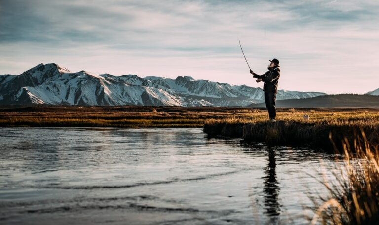 Empathy and Fly Fishing